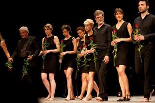 Teatr Pieśń Kozła z laurami festiwalu Bez Granic. 'Pieśni Leara' zachwyciły widzów