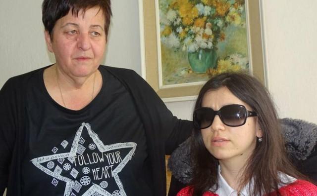 Fata Nadarević sa Sandrom Jašarević-Merdžanić