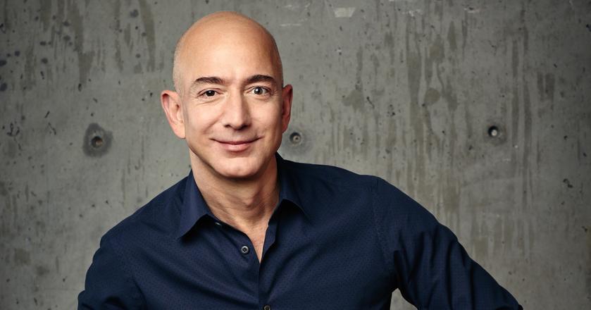 Pod koniec października kurs Amazona urósł o ponad 8 proc. Jeff Bezos wzbogacił się o 6 mld dol. i wskoczył na 1. miejsce listy najbogatszych ludzi świata