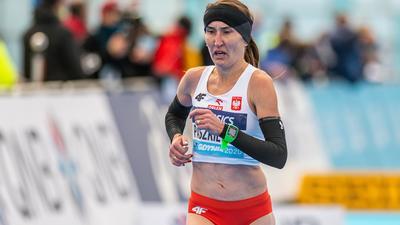 Izabela Paszkiewicz poprawiła rekord Polski w biegu na 10 kilometrów
