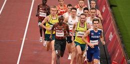 """Życiowy bieg Michała Rozmysa w finale na 1500 m. """"Zwalczałem w sobie demony"""""""