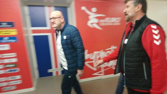 Jovica Cvetković i Zlatko Saračević