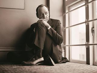 American actor, director, screenwriter, producer Kevin Spacey