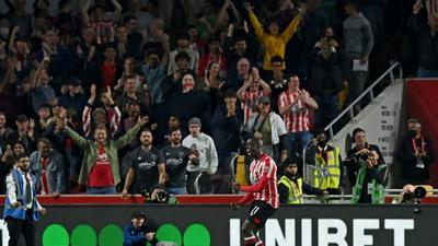 Brentford deny Liverpool in 'wild ride' six-goal thriller