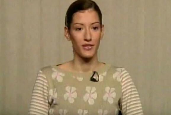 Jovana Joksimović sa 18 godina
