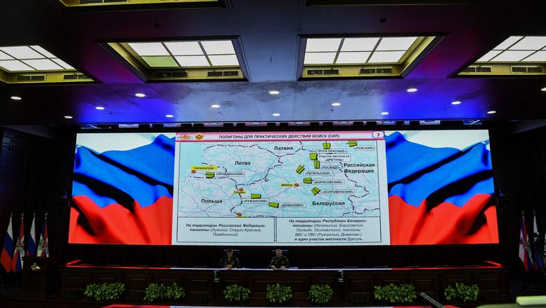 Briefing przed Zapad-2017