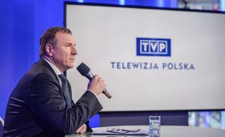 Kurski: Upgrade'ujemy ośrodki TVP 3 do rozdzielczości Full HD