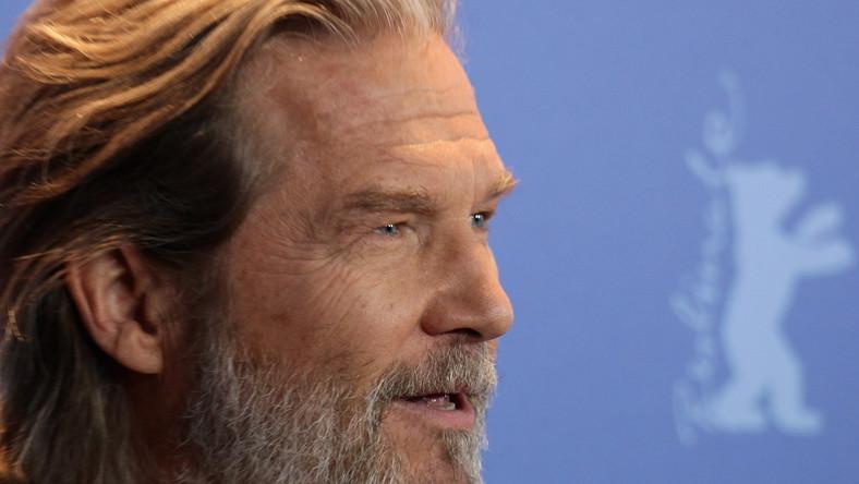 """Jeff Bridges w Berlinie promuje """"Prawdziwe męstwo"""""""
