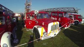Zabytkowe wozy straży pożarnej (Na Osi Extra)
