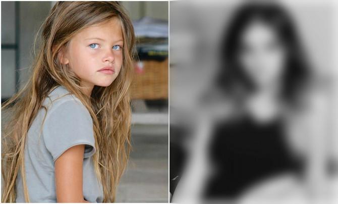Najlepša devojčica na svetu je porasla