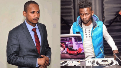 DJ Evolve speaks for the first time on the shooting incident involving Babu Owino
