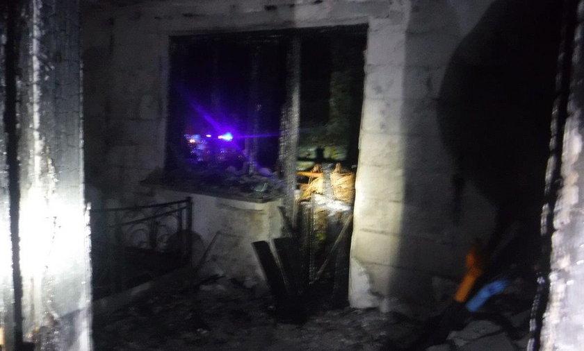 Tragedia w Tarnawcu. Dwoje dzieci straciło tatę