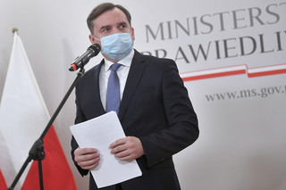 Ziobro ws. słów o 'miękiszonie': Moje wypowiedzi adresowane były do opozycji i mediów