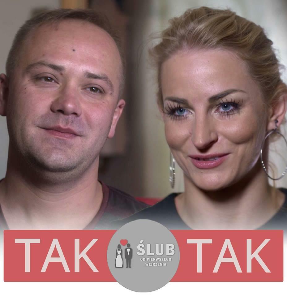 Anita I Adrian Ze ślub Od Pierwszego Wejrzenia W Dzień Dobry Tvn