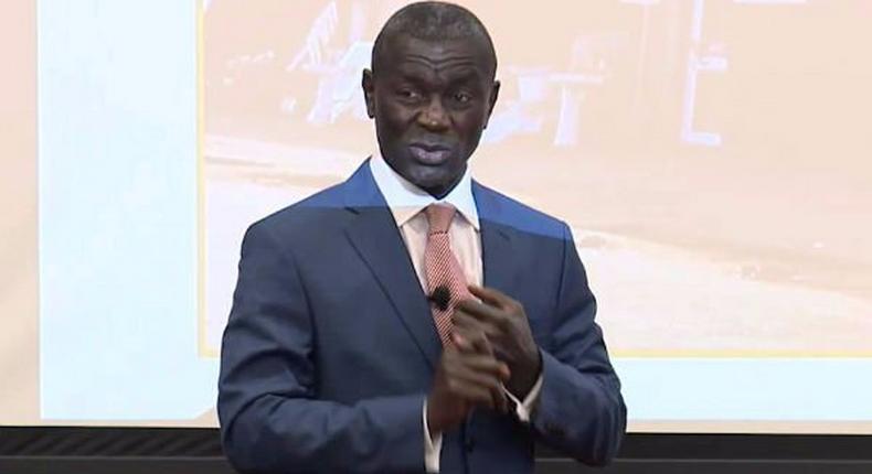 Former CEO, UT Bank - Prince Kofi Amoabeng