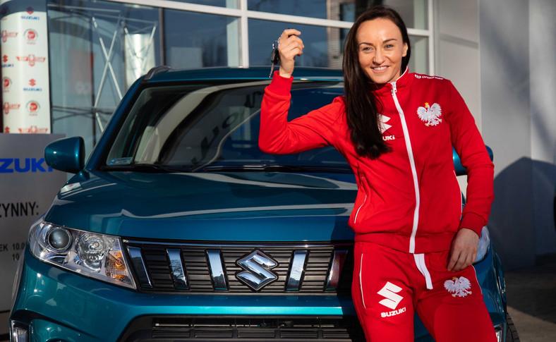 Sandra Drabik w tym roku zdobyła brązowy medal podczas igrzysk europejskich w Mińsku. W swoim dorobku ma medale mistrzostw Polski. Srebrna i brązowa medalistka mistrzostw Europy