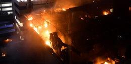 Przerażające nagranie płonącej restauracji. 16 osób nie żyje