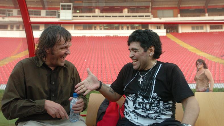 """""""Maradona według Kusturicy"""" debiutuje na DVD"""