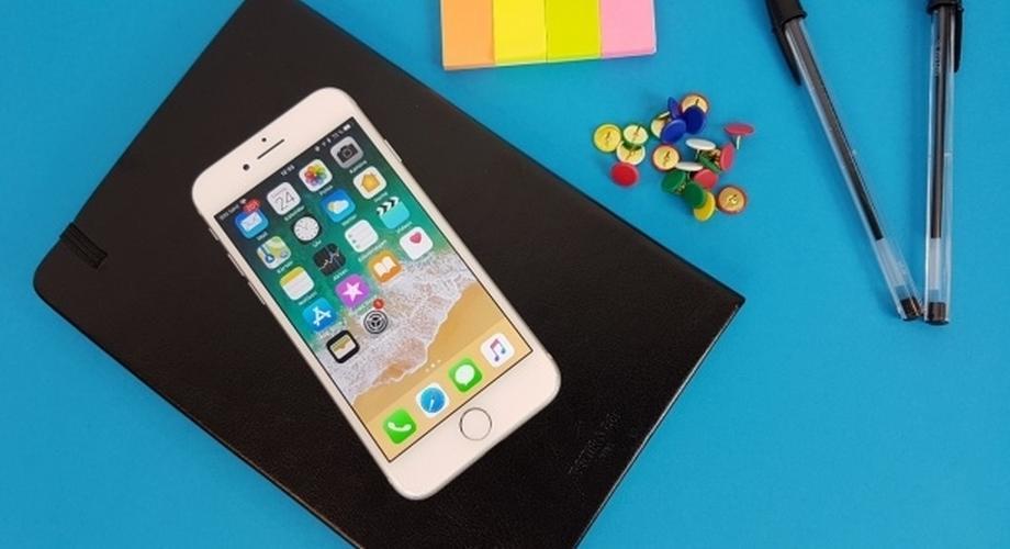 iPhone 8 im Test: tolles Smartphone ohne Wow-Effekt