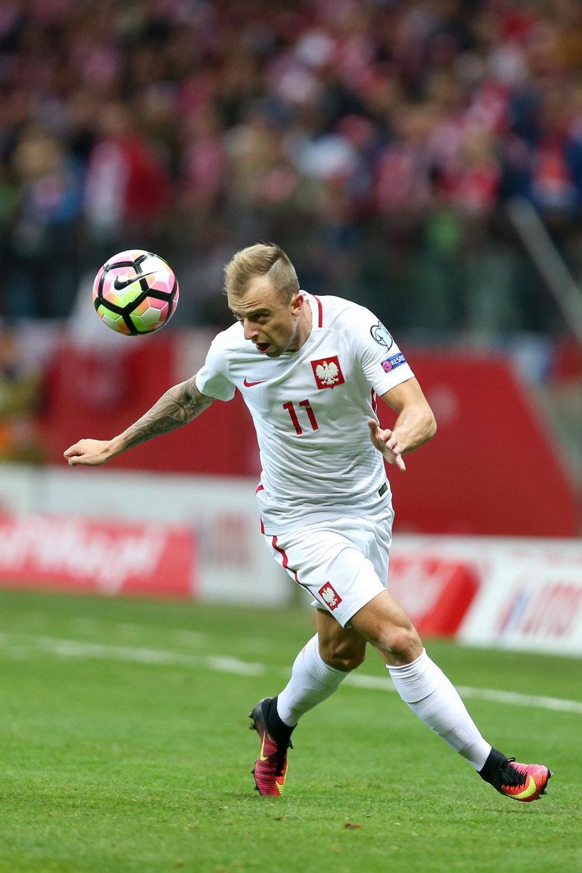 Eliminacje Mistrzostw Świata: Czarnogóra – Polska –relacja na żywo
