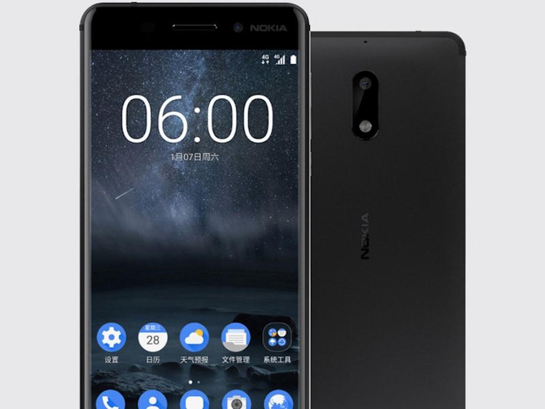 Nowy smartfon Nokia 6