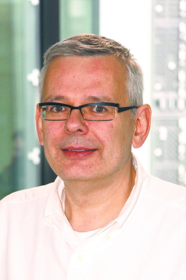 Stefan Pomorski, dyrektor zarządzania rozwojem produktów i urządzeń abonenckich Orange Polska