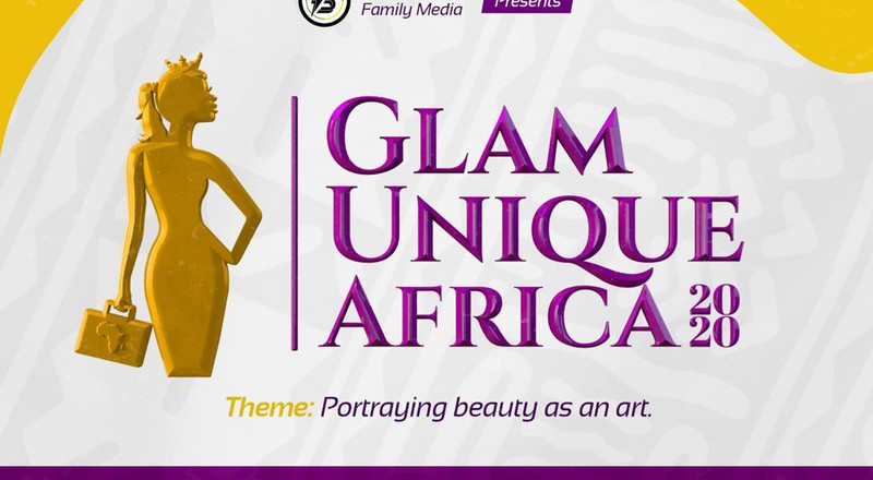 """Miss Glam Unique Africa"" to be launch on September 4"