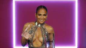 Kusząca Jennifer Lopez na Latin Music Awards