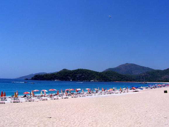 Plaža Oludeniz
