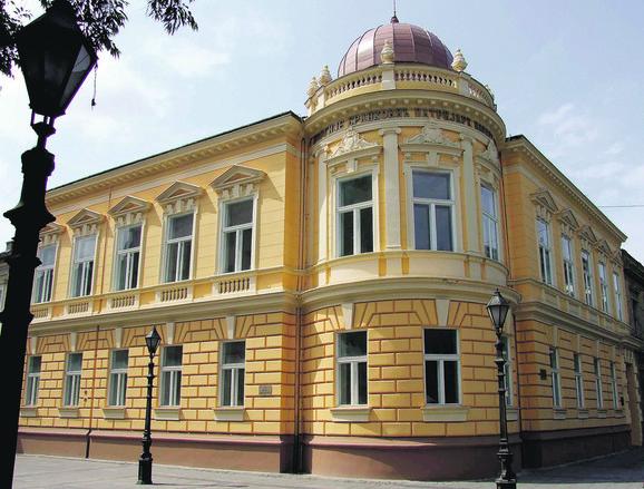Država je potpuno obnovila jednu od najlepših zgrada Sombora