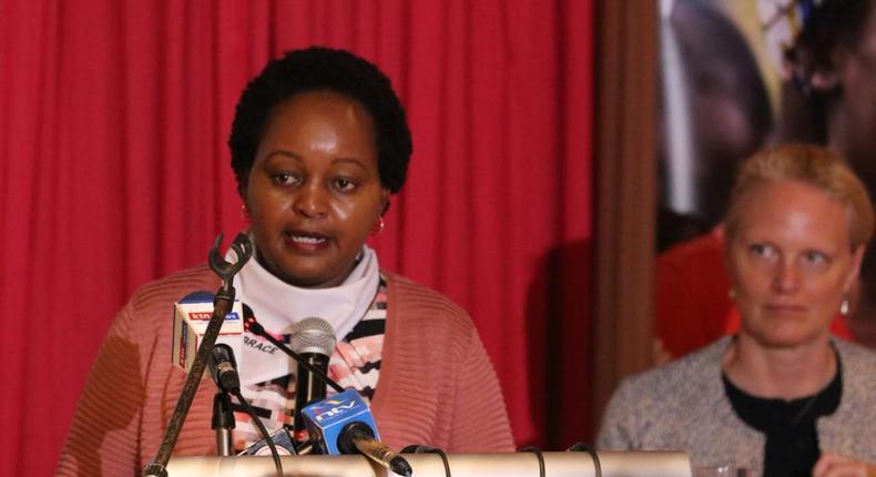 Kirinyaga Governor Anne Waiguru explains why she missed Uhuru's meeting with Mt. Kenya leaders