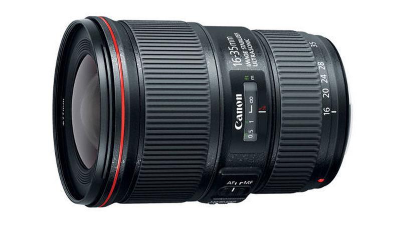 Canon zapowiada nowe obiektywy