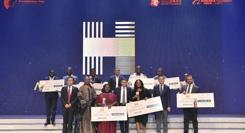 Top 10 Winners from 2019 Africa's Business Heroes Prize Competition