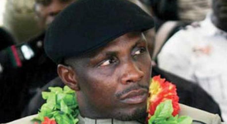 Former Niger Delta militant, Government Ekpemupolo, aka Tompolo (pictured)