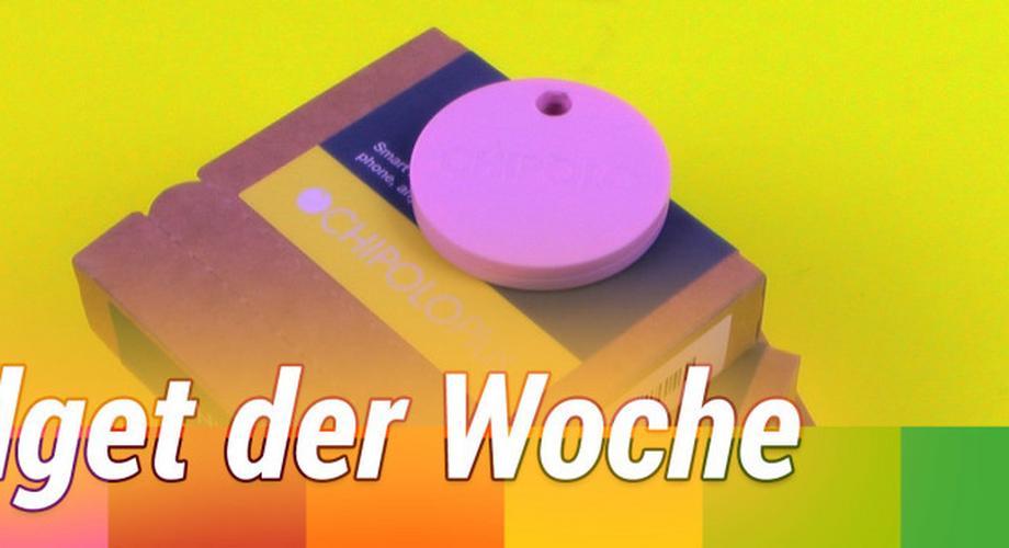 Gadget der Woche 98: Chipolo - Bluetooth-Tracker im 3er-Pack