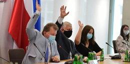 """Sejmowa komisja przyjęła projekt ustawy znanej jako """"lex-TVN"""""""