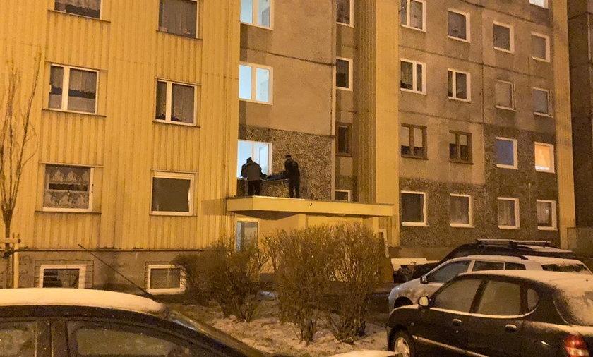 Mąż zamordował żonę i skoczył z wieżowca. To druga taka zbrodnia w tym samym mieście w krótkim czasie