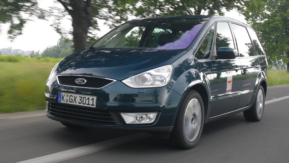 Do 30 tys. zł: Ford Galaxy II