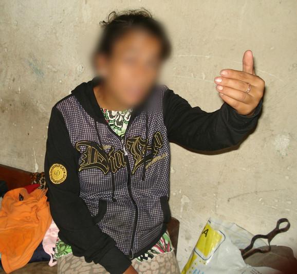 Majka je devojčicu odvela kod lekara, nakon čega su iz ambulante pozvali policiju