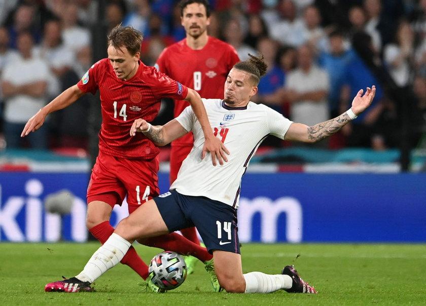 Mikkel Damsgaard w trakcie Euro 2020 musiał wejść w buty piłkarskiego idola.