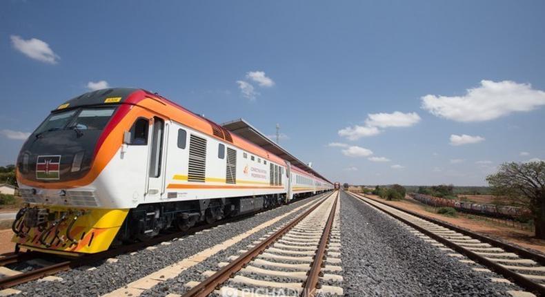Madaraka Express (Image courtesy PICHA DUKA)