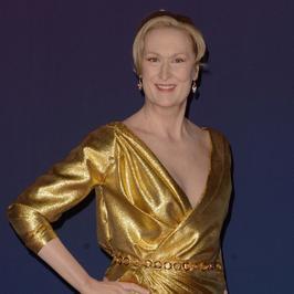 To miała być podobizna Meryl Streep, ale coś poszło nie tak!