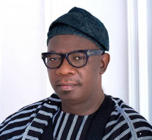 Agboola Ajayi, Ondo State Deputy Governor recently dumped the APC for the PDP (Saharareporters)
