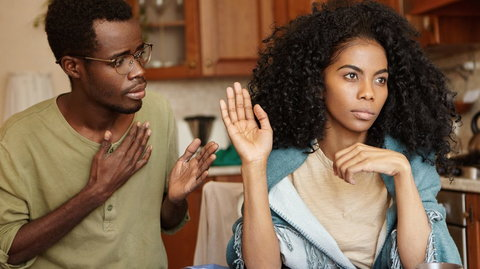Manipulation actually happens when your partner uses your insecurities, fears, worries and concerns against you [Creation - iStock]
