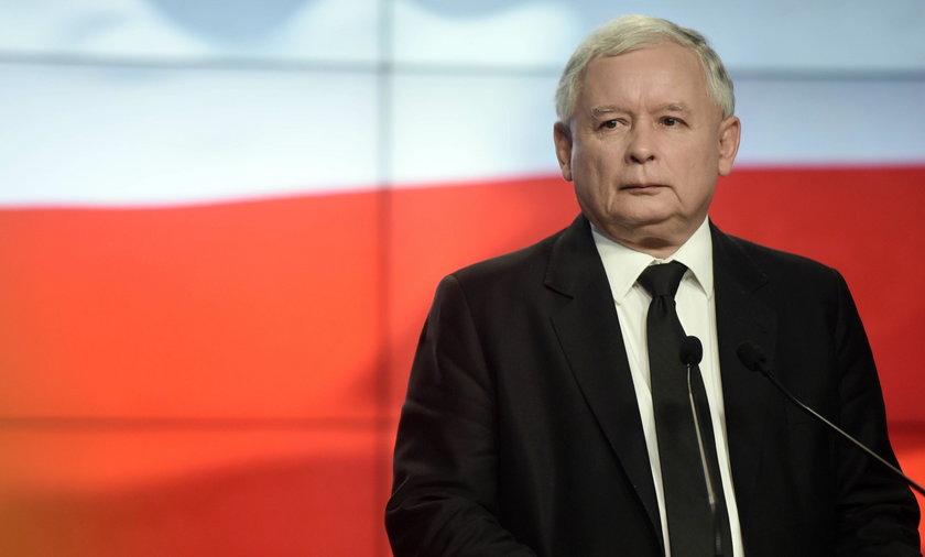 Kaczyński powraca do koszmaru