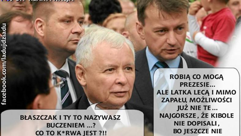 Prezesowi PiS nie podobały się tegoroczne obchody rocznicy Powstania Warszawskiego. Internauci już wiedzą co zdaniem Kaczyńskiego było nie tak.