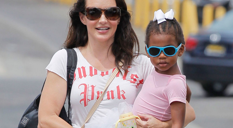 Kristin Davis Keeps Her Two Adopted Children's Lives Super Private