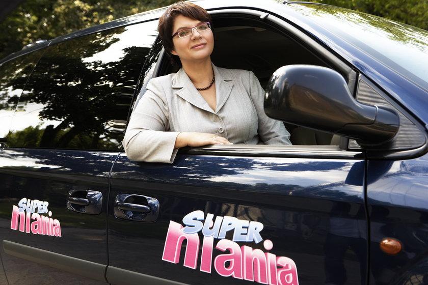 Dorota Zawadzka, Superniania