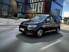 Nowy Volkswagen Caddy 2.0 TDI DSG – poznańskie pudło golfowe