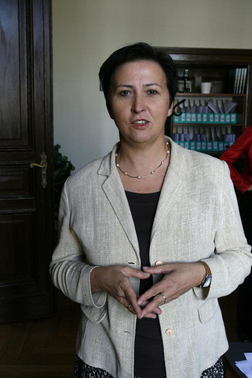 """Bożena Brauer, """"Solidarność"""""""